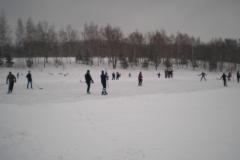 Maškarní Karneval na ledě