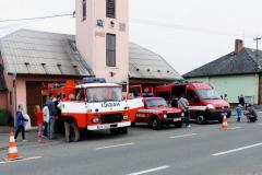 Den otevřených dveří hasičské zbrojnice