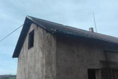 Požár nízké budovy - 17. 3. 2019